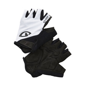 Giro Jag Bike Gloves white/black